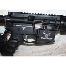 AR Rifles Engraving