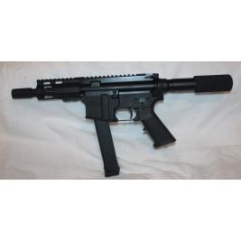 ABC Rifle Company AR9 9MM Pistol Glock Mags 33 RDS