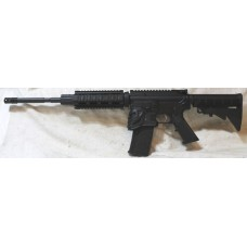 """Anderson AM15 5.56/223 Rifle 7"""" Tactical Quad Rail, Skull Mag Well Kit"""