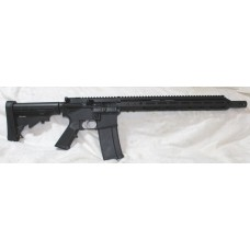 "Anderson Custom AR-15 Rifle, 50 CAL Beowulf, 15"" Slim MLOK Hand Guard"