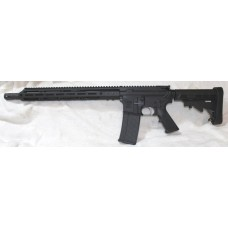 """Anderson AR15 50 Cal Beowulf 12.7x42, Side Charger, 15"""" Slim MLOK, 10 Rounds"""