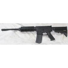 """Anderson AR15 458 SOCOM Rifle, 7"""" Quad Rail, 10 Round Mag"""