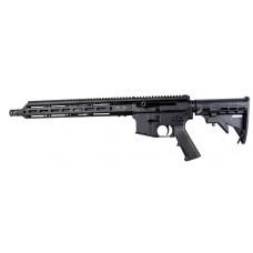 "Anderson AR15 Left Hand 5.56 Rifle, Side Charging BCA Upper, 16"" Barrel, 15"" MLOK Rail, 30 Rounds"