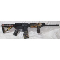 Anderson 5.56 NATO Rifle, Magpul Wildfire Set, Vertical Grip