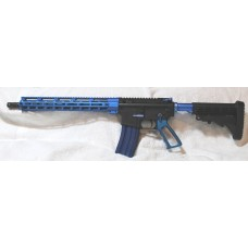 "Anderson SG 223W Blue Rifle 15"" M-LOK"