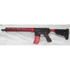 Anderson Red AR-15 5.56 / 223 Rifle 15ML Hand Guard