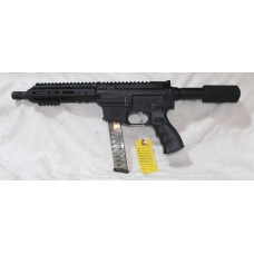 Anderson AM-9 9MM ar9 Pistol LRBHO 30 Rounds, Glock Mags
