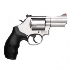 "Smith & Wesson 10064 69 Combat L-Frame Single/Double 44 Mag Revolver 2.75"" Bar SS"