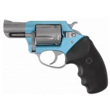 Charter Arms Undercover Lite 38 Special Santa Fe Blue Revolver