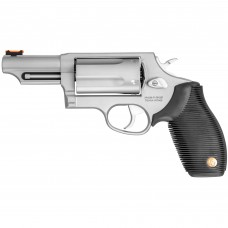 "Taurus 2441039T Judge 45/410 Revolver 45 Colt (LC)/410GA 3"" Bar Stainless Steel"