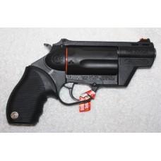 Taurus Public Defender Polymer & Stainless Steel .410GA, 45LC Revolver, 5 Shot