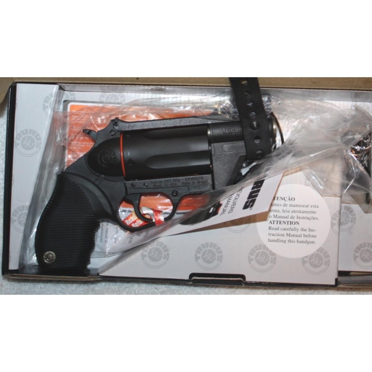 Taurus Public Defender Polymer & Stainless Steel  410GA