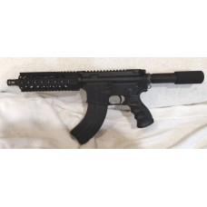 "Anderson AR15 7.62x39 Pistol Quad Rail 7.5"" Barrel 30 Rounds"