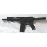 "Anderson AR-15 Pistol, Caliber 50 Beowulf 12.7x42, 7.5"" SS Barrel, Aluminum Lower, 7"" Slim M-LOK Hand Guard, 10 Round Mag"