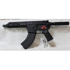 "Anderson BCA 7.62x39 AR15 Pistol 7"" M-LOK Rail With BFSIII Binary Firing System"