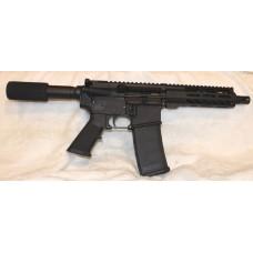 """Bear Creek AR15 5.56 Pistol 7.5"""" Barrel, 7"""" Mlok"""