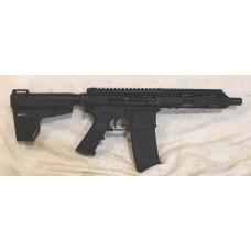 Bear Creek 223 Wylde AR15 Side Charger Pistol