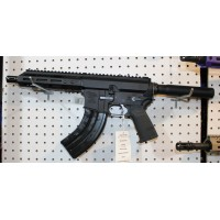 "Anderson AR15 7.62x39 Pistol 7.5"" Barrel, 7"" M-LOK, Side Charger"
