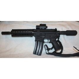 Anderson AR-15 Pistol 458 SOCOM Sling, Light, Laser
