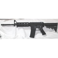 "Anderson 5.56 NATO, 16"" Parkerized M4 Barrel, 1:9 Twist, Standard Hand Guard, Front Sight, Rifle"