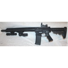 Anderson AR15 50 Cal Beowulf 12.7x42 Red/Green Reflex Site