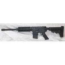 "Bear Creek 450 Bushmaster Rifle, 7"" Quad Rail"