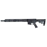 "Bear Creek AR-15 Rifle, 50 CAL Beowulf, 15"" Slim MLOK Hand Guard"