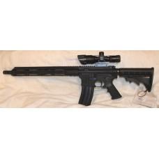 "Bear Creek Arsenal 16"" 5.56 NATO Rifle 15"" M-LOK Scope & Laser"