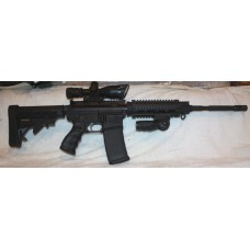 Stag 15L Left Hand AR15 223 5.56 Scope, Laser
