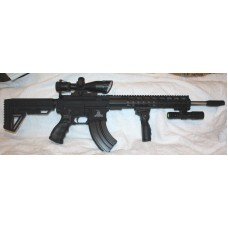 Stag 15 Left Hand AR15 7.62x39 SKM Scope Flashlite