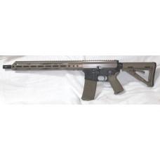 """Anderson BCA FDE AR15, 5.56 NATO, 15"""" Slim M-LOK"""