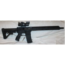 "Anderson BCA AR15, 5.56 NATO, 15"" Slim M-LOK, 4X32 Scope"