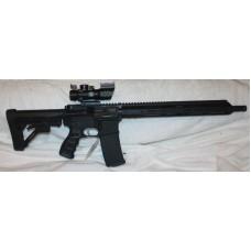 "Anderson BCA AR15, 5.56 NATO, 15"" Slim M-LOK, 4X32 Scope"
