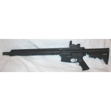 "Bear Creek .458 SOCOM, 15"" MLOK Rail, Rifle, Reflex Sight"