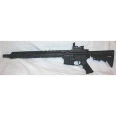 "Bear Creek .458 SOCOM, 15"" MLOK Rail, Rifle, Reflex Sight"