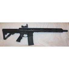 "Anderson Custom AR-15 Rifle, 50 CAL Beowulf, Side Charging, 15"" Slim MLOK Handguard"