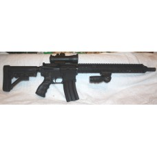 Anderson BCA Custom AR-15 Rifle, SKM, VG, Red Dot