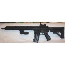 Anderson BCA Custom AR-15 Rifle, SKM, VG, Reflex