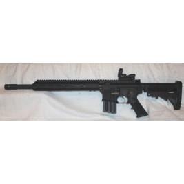 "Anderson BCA AR15 450 Bushmaster, 12"" Slim MLOK, Reflex Site, 8 Round ASC Mag"