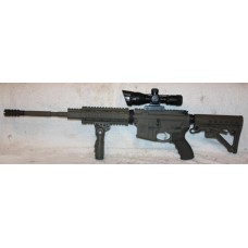Anderson Custom ODG AR-15 Rifle Dual Illuminated Scope With Laser