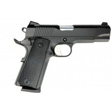 "SDS Imports Tisas 1911CB45 1911 Carry 45 ACP 4.25"" 8+1 Black Cerakote"