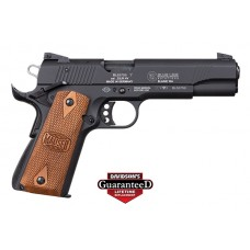 """Blue Line Solutions MAUSER 1911 22LR 5"""" BARREL WOOD GRIPS 10RDS Made In Germany"""