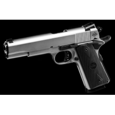 RIA 1911 FS 45ACP Tactical Nickel