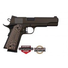 RIA 1911 A1 .45 ACP 5in Barrel 8rd Patriot Brown G10 Grips 51514