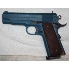 ATI FX45 1911 45ACP 4.25 Bar Cerakote Blue