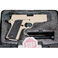 RIA Flat Dark Earth 1911 Compact Officers 45ACP