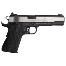 "GERMAN SPORT 1911 .22LR 5"" POLISHED SLIDE/BLK GRIP 10RD"