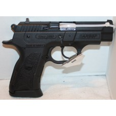 "EAA SAR B6PL Compact 9MM PISTOL 3.8"" BARREL 13 Rounds BLACK"