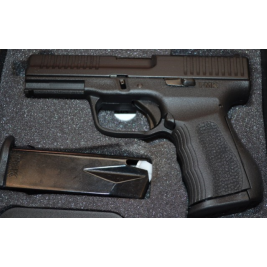 FMK 9C1 Elite 9MM Compact Semi Auto Pistol Optics Ready 14+1 RDS 2 Mags