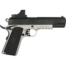 GIRSAN, MC1911S, 1911 GOVERNMENT, .45ACP, ADJUSTABLE SIGHT, WITH OPTIC, 2-TONE
